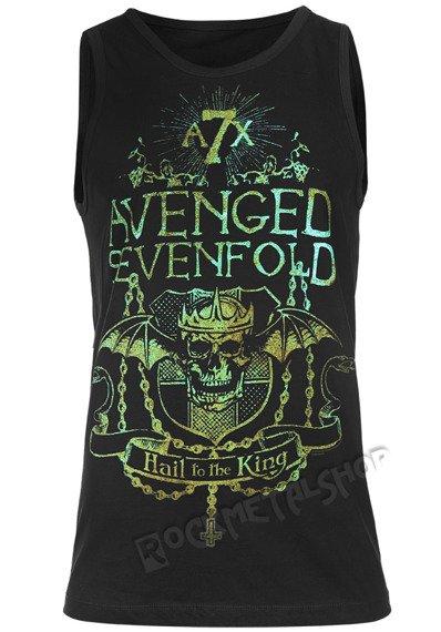 koszulka na ramiączkach AVENGED SEVENFOLD - KINGS PRAYER