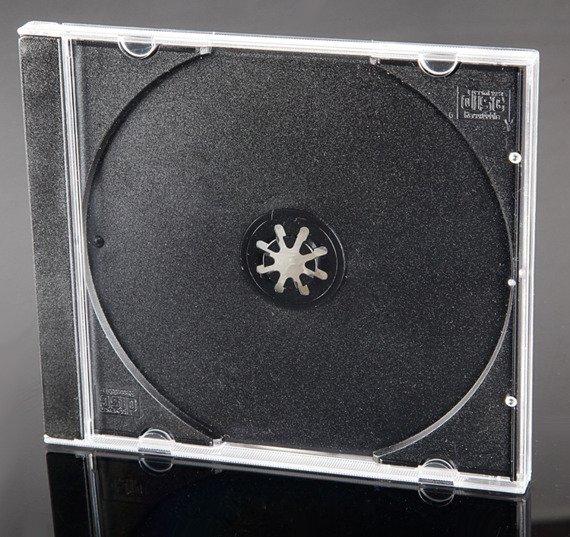 ETUI CD-1 BOX CZARNE