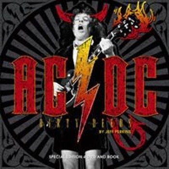 AC/DC: DIRTY DEEDS (BOOK + 4DVD)