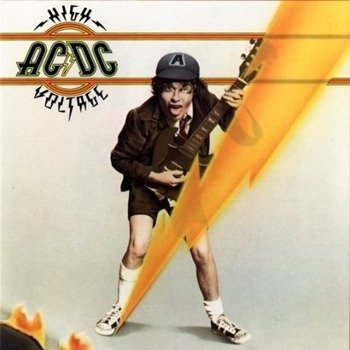 AC/DC : HIGH VOLTAGE (CD)