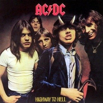 AC/DC: HIGHWAY TO HELL (LP VINYL)