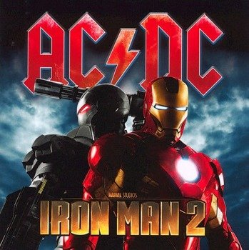 AC/DC : IRON MAN 2 (CD)
