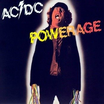 AC/DC : POWERAGE (LP VINYL)