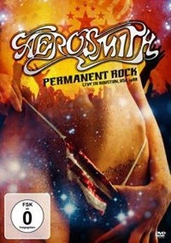 AEROSMITH: PERMANENT ROCK LIVE IN HOUSTON 1988 (DVD)