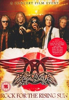 AEROSMITH :ROCK FOR THE RISING SUN (BLU-RAY)