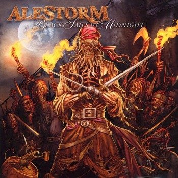 ALESTORM: BLACK SAILS AT MIDNIGHT (CD)