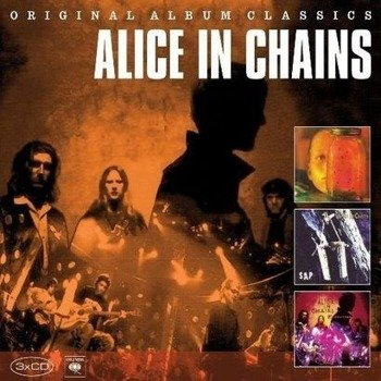 ALICE IN CHAINS : ORYGINAL ALBUM CLASSICS (CD)