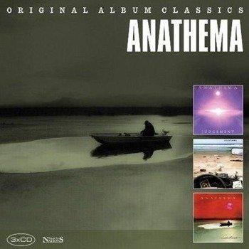 ANATHEMA : ORYGINAL ALBUM CLASSICS (CD)