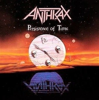 ANTHRAX: PERSISTENCE OF TIME (CD)