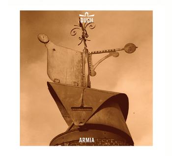 ARMIA: DUCH (CD)