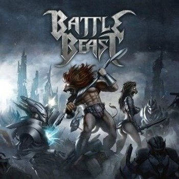 BATTLE BEAST: BATTLE BEAST (CD)