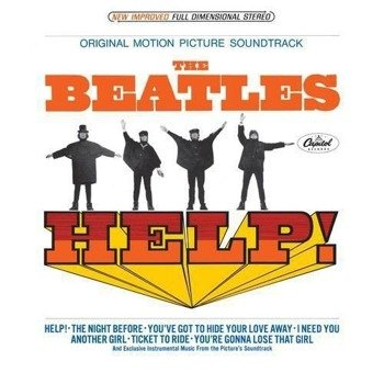 BEATLES, THE: HELP! (CD)