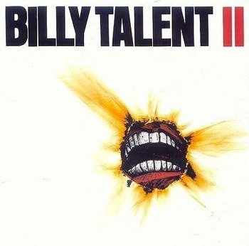 BILLY TALENT: BILLY TALENT II (CD)