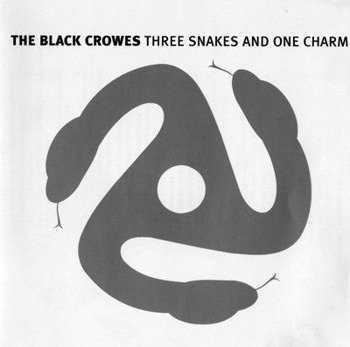 BLACK CROWES: THREE SNAKES AND ONE CHARM (CD)