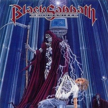 BLACK SABBATH: DEHUMANIZER (CD)