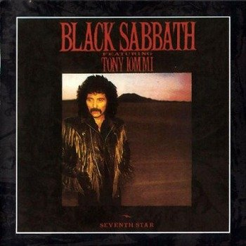 BLACK SABBATH: SEVENTH STAR TONY IOMMI (CD)
