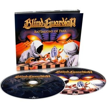 BLIND GUARDIAN:  BATALIONS OF FEAR (CD)