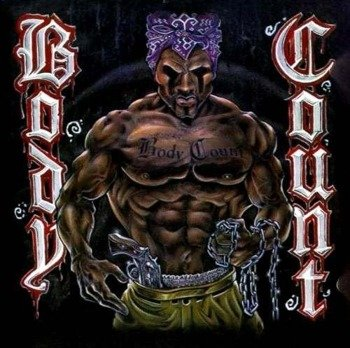 BODY COUNT - BODY COUNT (LP VINYL)