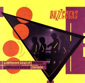 BUZZCOCKS : A DIFFERENT KIND OF TENSION (2CD) SPECIAL