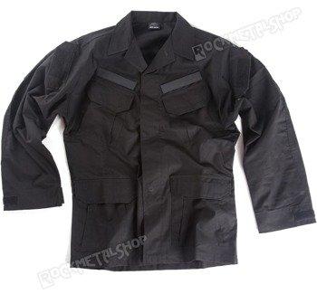 Bluza SFU SHIRT NYCO RIPSTOP BLACK