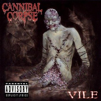 CANNIBAL CORPSE: VILE (LP VINYL)