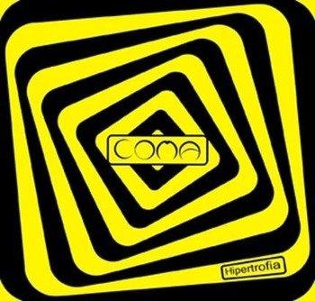 COMA : HIPERTROFIA (CD)