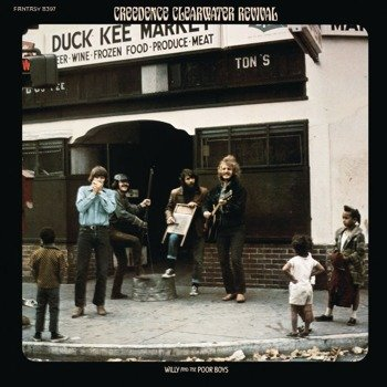 CREEDENCE CLEARWATER REVIVAL: WILLY AND THE POOR BOYS (CD)
