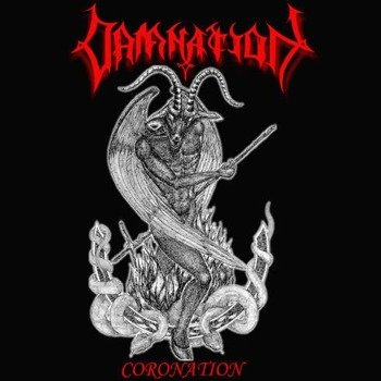 DAMNATION: CORONATION (CD)