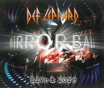 DEF LEPPARD: MIRROR BALL - LIVE & LOUD (2CD+DVD)