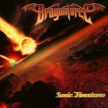DRAGONFORCE :  SONIC FIRESTORM (CD+DVD)