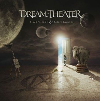 DREAM THEATER: BLACK CLOUDS & SILVER LININGS (CD)