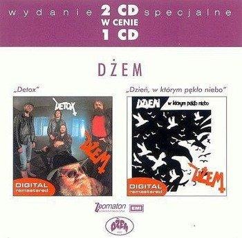 DZEM: DETOX/DZIEN W KTORYM PEKLO NIEBO (CD)