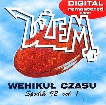 DZEM: WEHIKUL CZASU VOL.1 (CD)