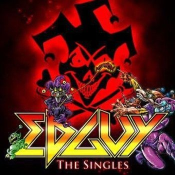 EDGUY: THE SINGLES (CD)