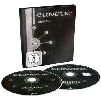 ELUVEITIE: ORIGINS (CD+DVD) LIMITED