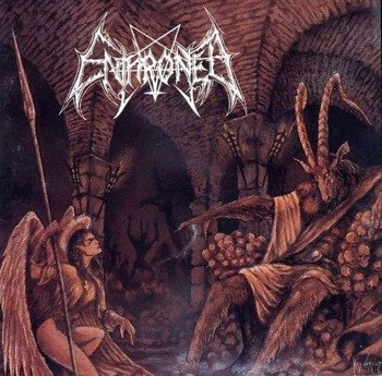 ENTHRONED: TOWARDS THE SKULL THRONE OF SATAN (LP VINYL)