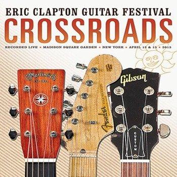 ERIC CLAPTON: CROSSROADS GUITAR FESTIVAL 2013 (2CD)
