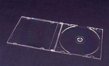 ETUI CD-S SLIM BEZBARWNE