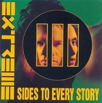 EXTREME: III SIDES TO EVERY STORY (CD)