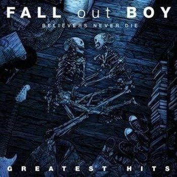 FALL OUT BOY: GREATEST HITS (CD)
