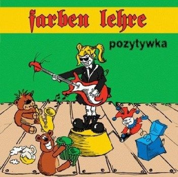 FARBEN LEHRE: POZYTYWKA (CD)