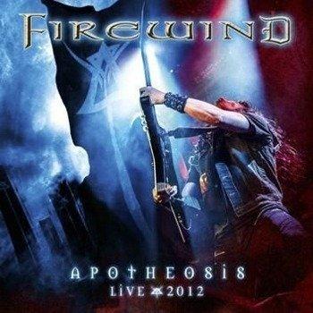 FIREWIND: APOTHEOSIS LIVE 2012 (CD)