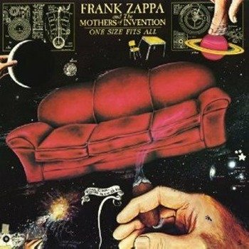 FRANK ZAPPA: ONE SIZE FITS ALL (CD)