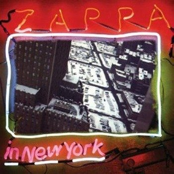FRANK ZAPPA: ZAPPA IN NEW YORK (CD)