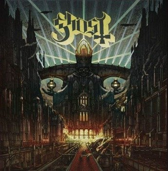 GHOST: MELIORA (CD)