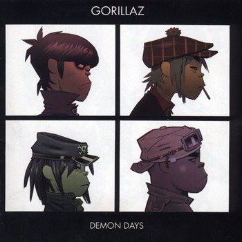 GORILLAZ: DEMON DAYS (CD)