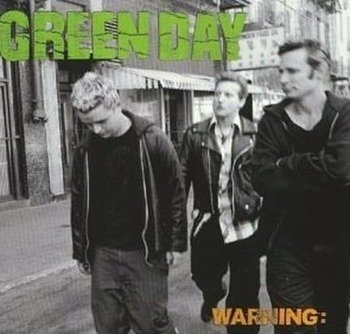 GREEN DAY : WARNING (CD)