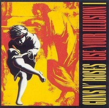 GUNS N' ROSES: USE YOUR ILLUSION I (CD)