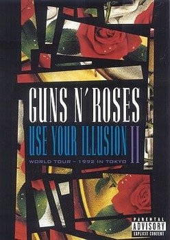 GUNS N' ROSES: USE YOUR ILLUSION II (DVD)