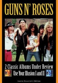 GUNS N'ROSES: UNDER REVIEW: ILLUSION I & II  (DVD)